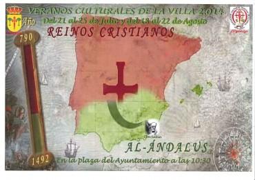 """""""VERANOS CULTURALES DE LA VILLA"""".RICOTE 2014"""