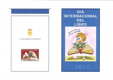 DIA INTERNACIONAL DEL LIBRO 2015