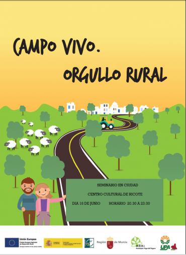 SEMINARIO EN CIUDAD.CAMPO VIVO. ORGULLO RURAL