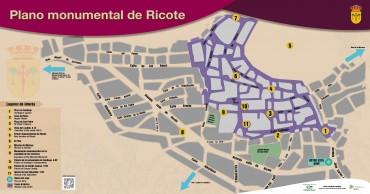 Recorrido turístico por Ricote