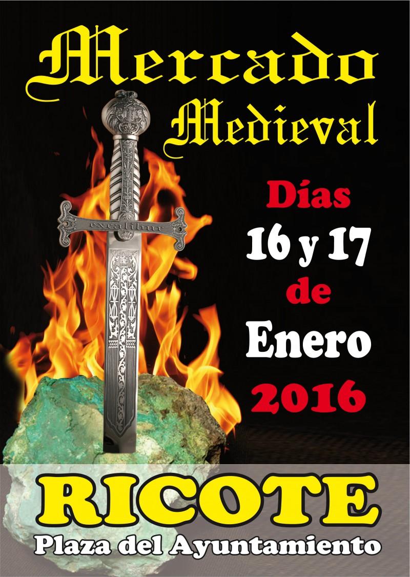 Mercadillo medieval Ricote