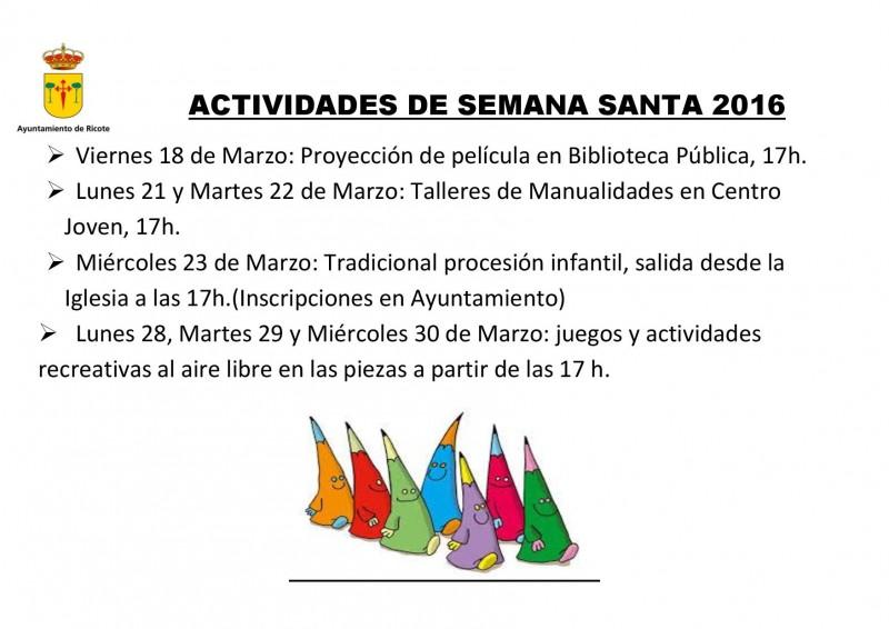 ACTIVIDADES DE SEMANA SANTA 2016-page-001