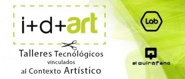 Talleres artístico-digitales para jóvenes