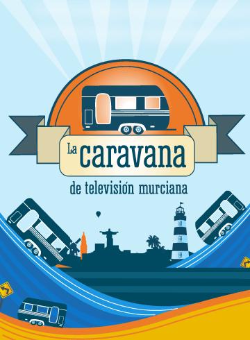 LA CARAVANA DE TELEVISIÓN MURCIANA VISITA RICOTE