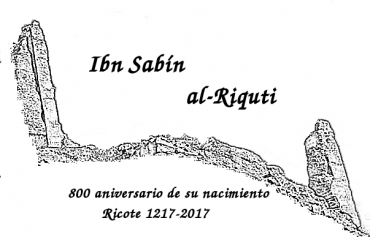 Conmemoración del 800 aniversario del nacimiento de Ibn Sabín y al-Riquti