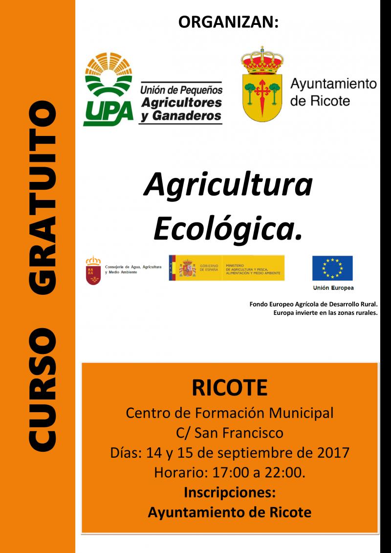 Cartel-Curso-INJERTO-RICOTE-AgriculturaEcológica-septiembre-2017
