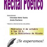 Recital Poetico
