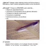 Taller Lecto-escritura