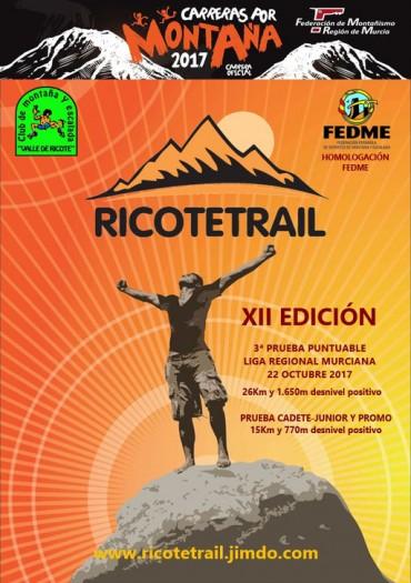 RICOTETRAIL XII EDICIÓN