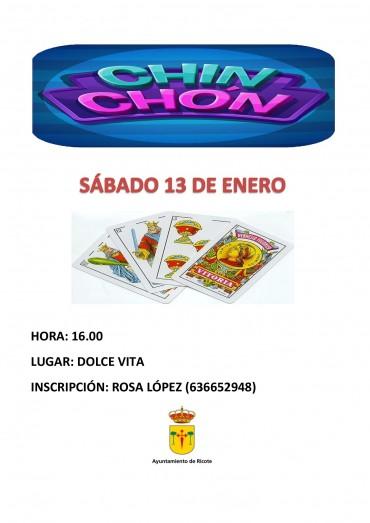CHIN CHÓN