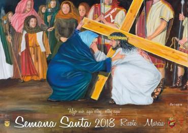 Semana Santa de Ricote. Programa de actos.