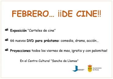 Cine en el Centro Cultural