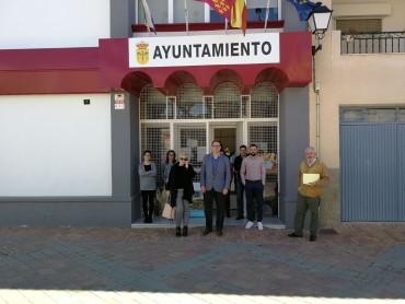 Paro en apoyo a los regantes de la Región de Murcia