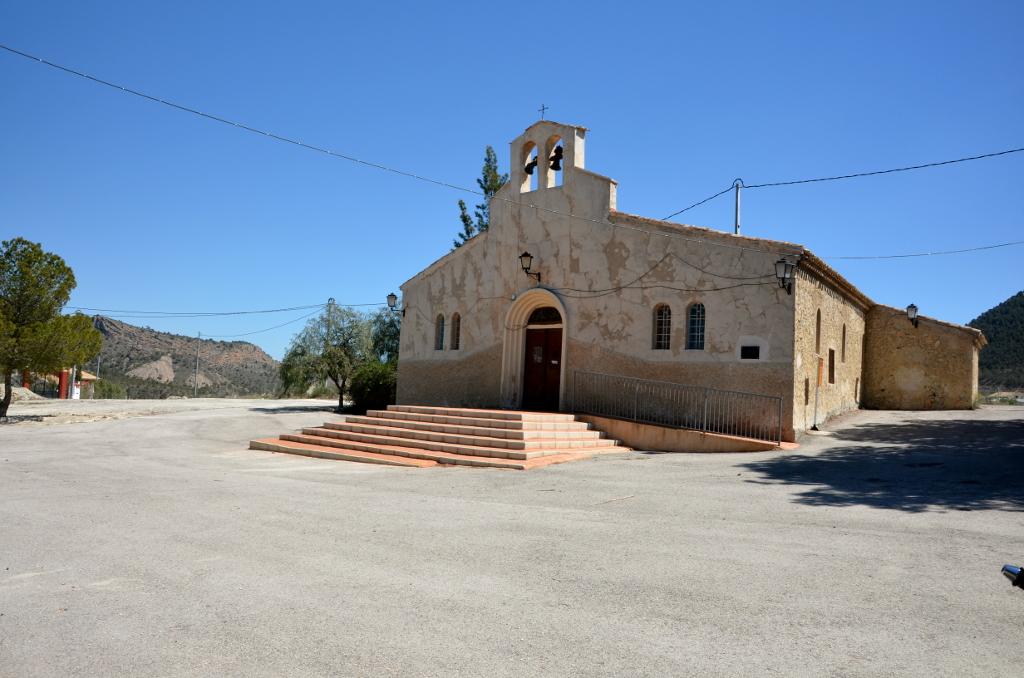 Ermita de la Virgen del Oro | Ayuntamiento de Ricote