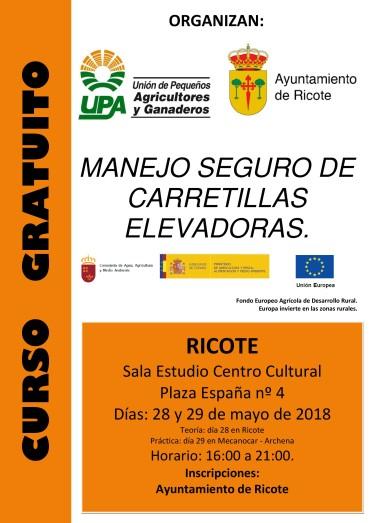 MANEJO SEGURO DE CARRETILLAS ELEVADORAS