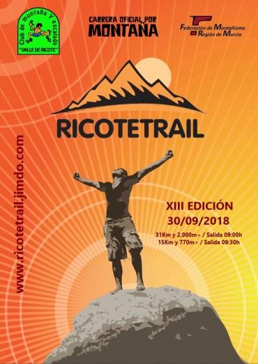 RICOTETRAIL 2018