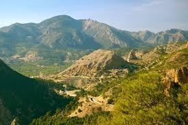 La Sierra de Ricote se abre camino a una mayor protección ambiental
