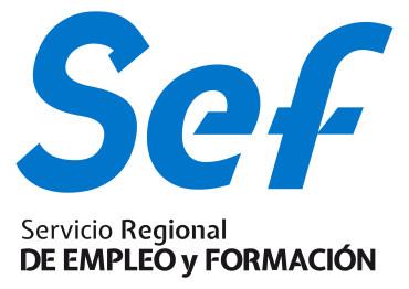 RENOVACIÓN DEMANDA DE EMPLEO SEF