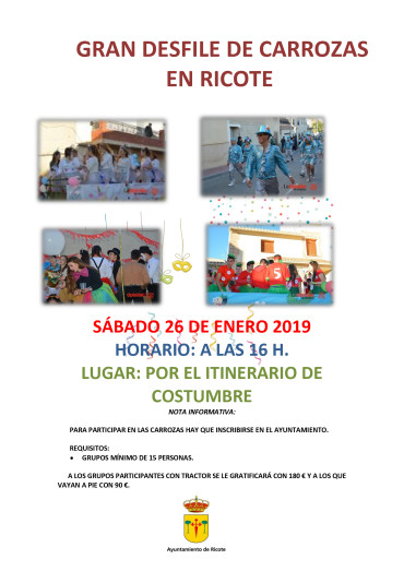 GRAN DESFILE DE CARROZAS FIESTAS SAN SEBASTIÁN 2019