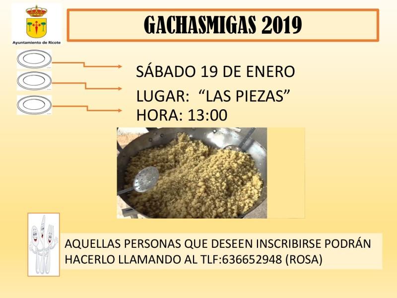 GACHASMIGAS 2019