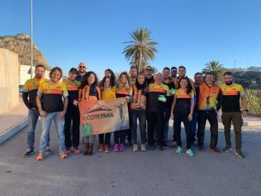 Nuevos éxitos del Club de montaña y escalada valle de Ricote
