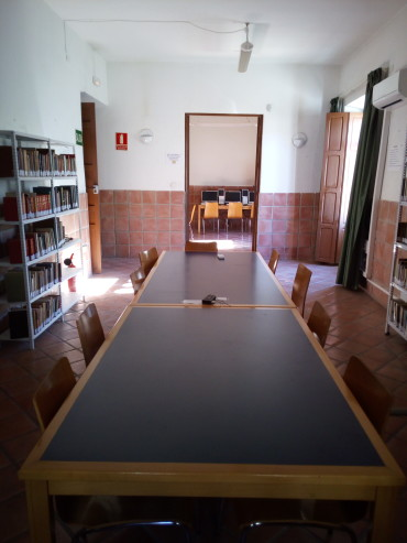 Nueva sala de estudio en el Centro cultural
