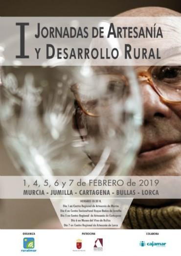 I JORNADAS DE ARTESANÍA Y DESARROLLO RURAL EN LA REGIÓN DE MURCIA