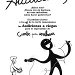 cartel auditions