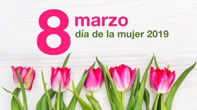 Conmemoración del día de la mujer. Marzo 2019