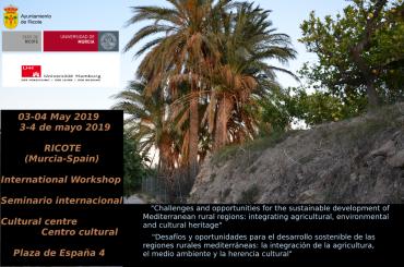 Seminario internacional sobre agricultura