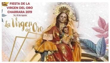 FIESTAS EN HONOR A LA VIRGEN DEL ORO DE CHARRARA 2019