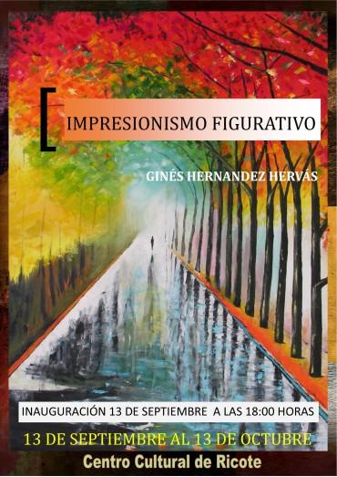"""Exposición """"Impresionismo figurativo"""""""