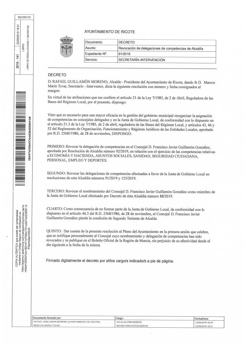 ACTUALIZACIÓN DE COMPETENCIAS DE LOS MIEMBROS DEL EQUIPO DE GOBIERNO