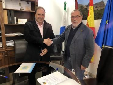 CONVENIO DEL AYUNTAMIENTO DE RICOTE CON LA ASOCIACIÓN DE EDAD DORADA MENSAJEROS DE LA PAZ DE MURCIA