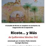 Invitación RicoteyMás