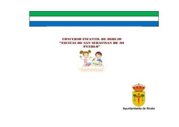 CONCURSO DE DIBUJO PARA NIÑOS/AS