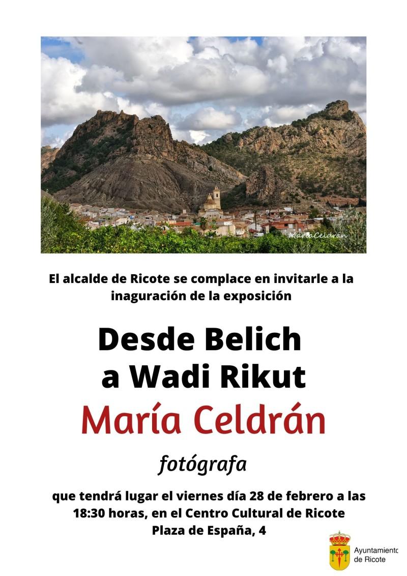 Exposición de María Celdrán
