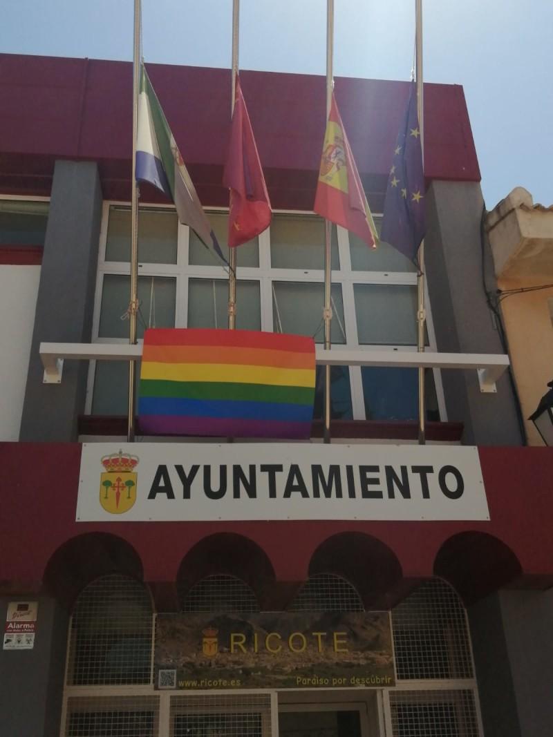 28 DE JUNIO DIA INTERNACIONAL DEL ORGULLO LGTBI