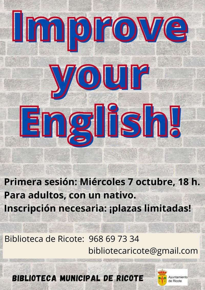 Mejora tu inglés