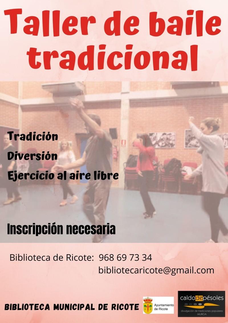Taller de baile tradicional