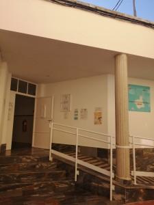 fachada consultorio medico