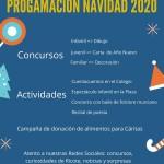 Progamación Navidad 2020