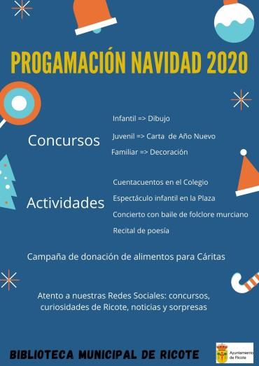 Programación de Navidad