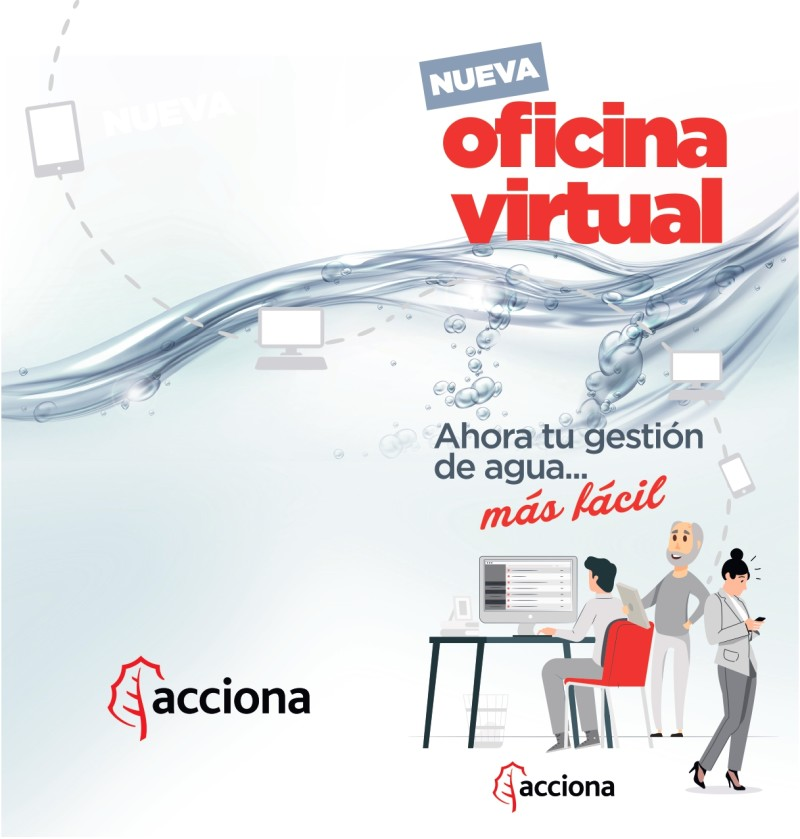 NUEVA OFICINA VIRTUAL DE ACCIONA