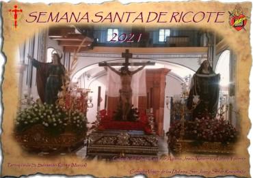SEMANA SANTA RICOTE 2021