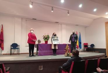 """ENTREGA DEL PREMIO A LA MUJER DEL AÑO Y TALLER DE IGUALDAD """"CON OJOS DE MUJER"""""""
