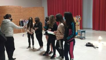 """ACTIVIDAD REALIZADA DE OCIO ALTERNATIVO: """"ESCAPE ROOM"""""""