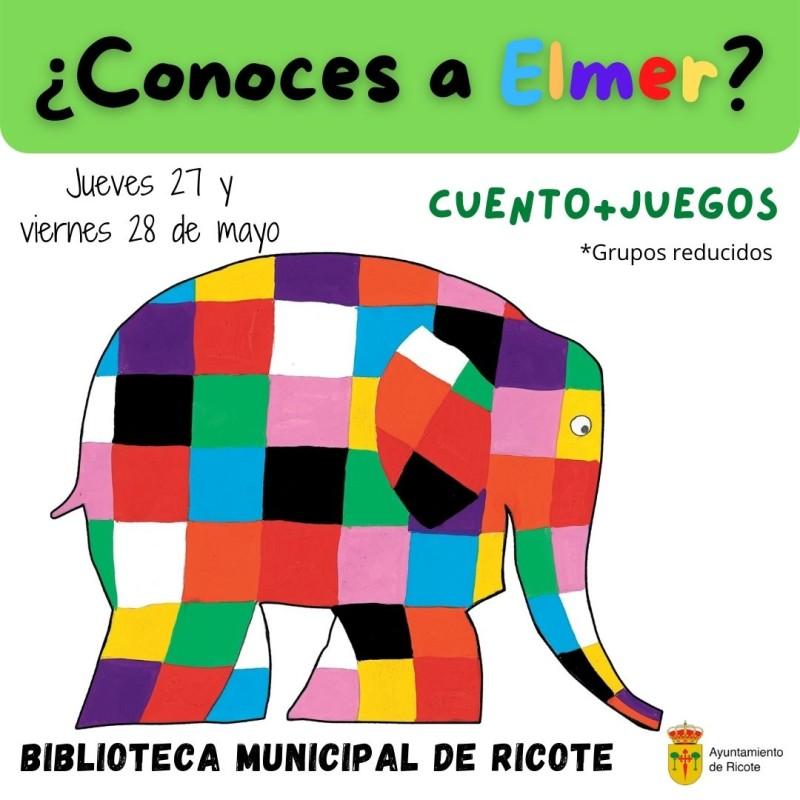 Cuentos y juegos de Elmer, el elefante de colores