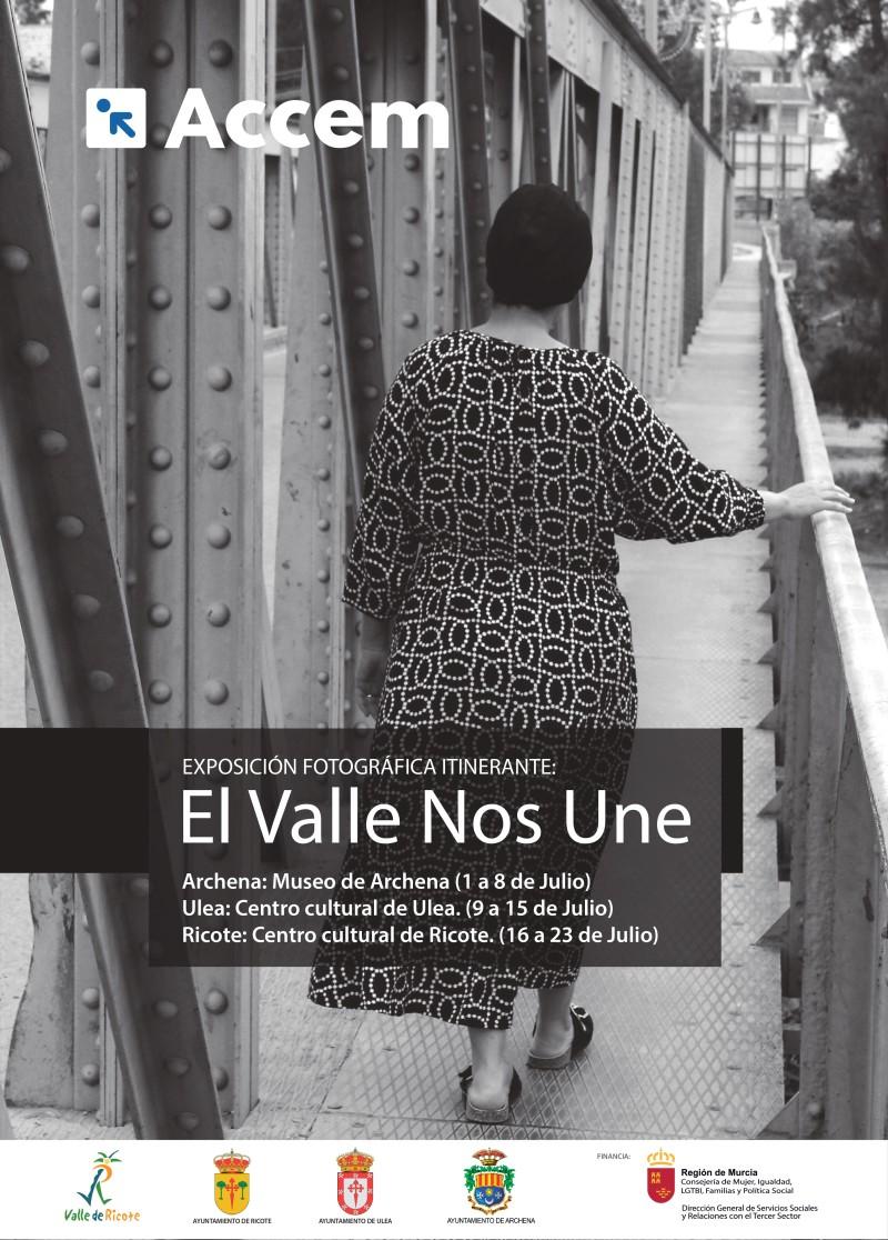 """Exposición fotográfica """"EL VALLE NOS UNE"""""""