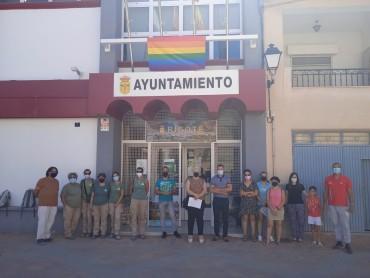 LECTURA MANIFIESTO POR LOS DERECHOS LGTBI 2021